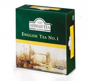 herbata Ahmad English Tea 100 torebek